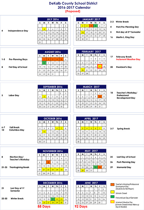 2017-2018 год праздничный календарь